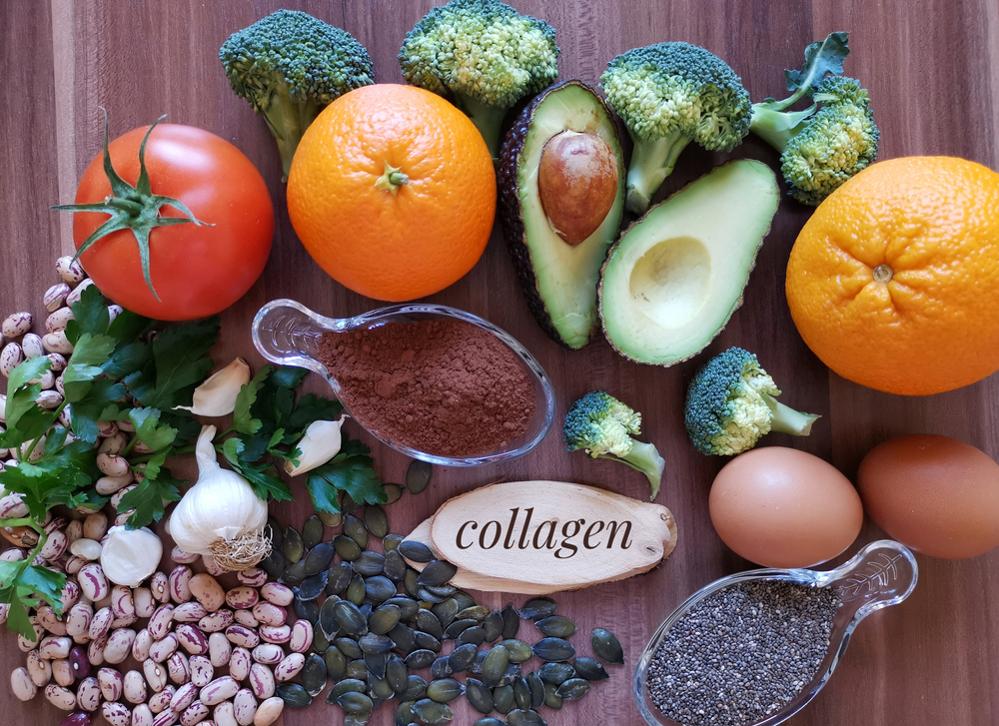 مصادر الحصول على الكولاجين